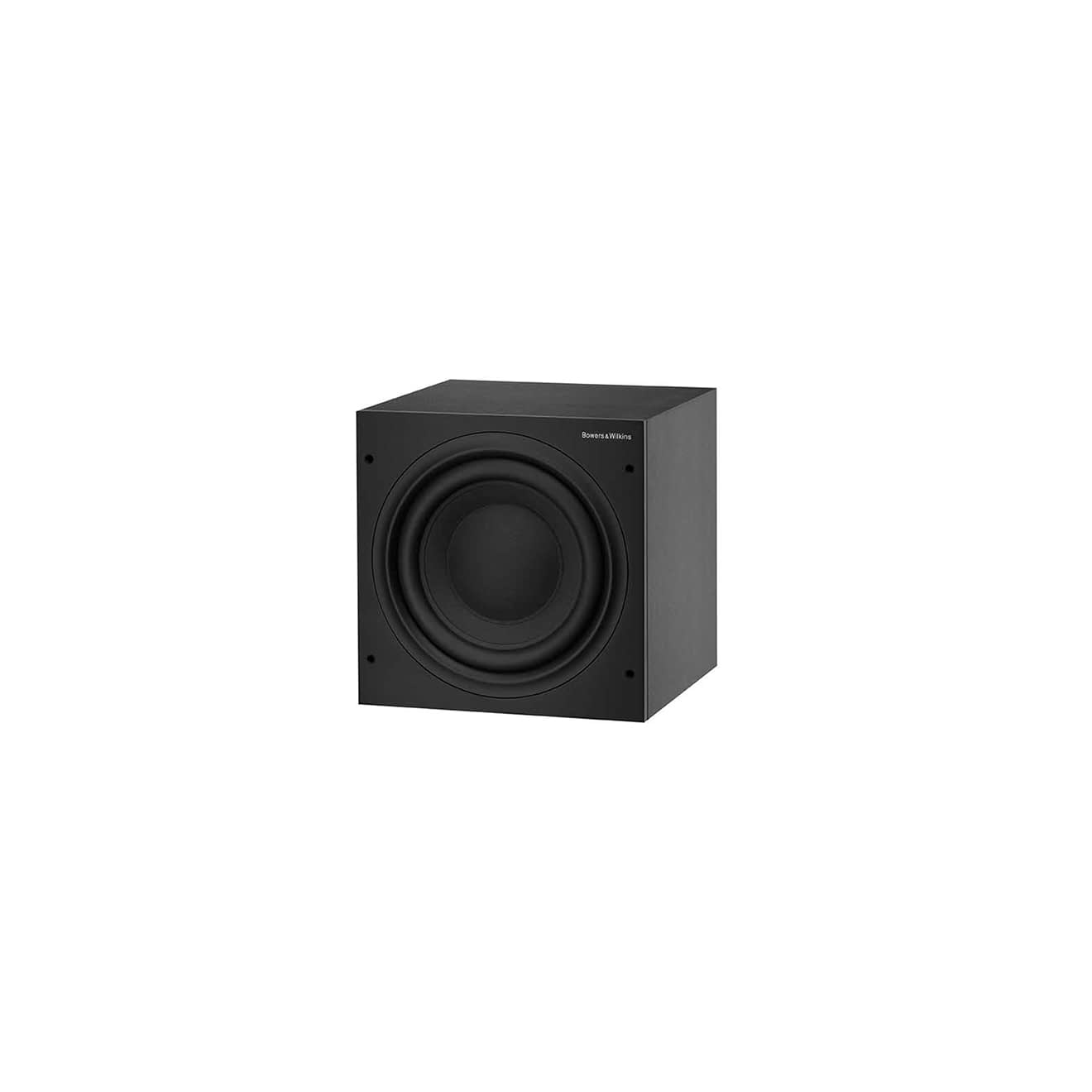 B&W ASW608-Black subwoofer