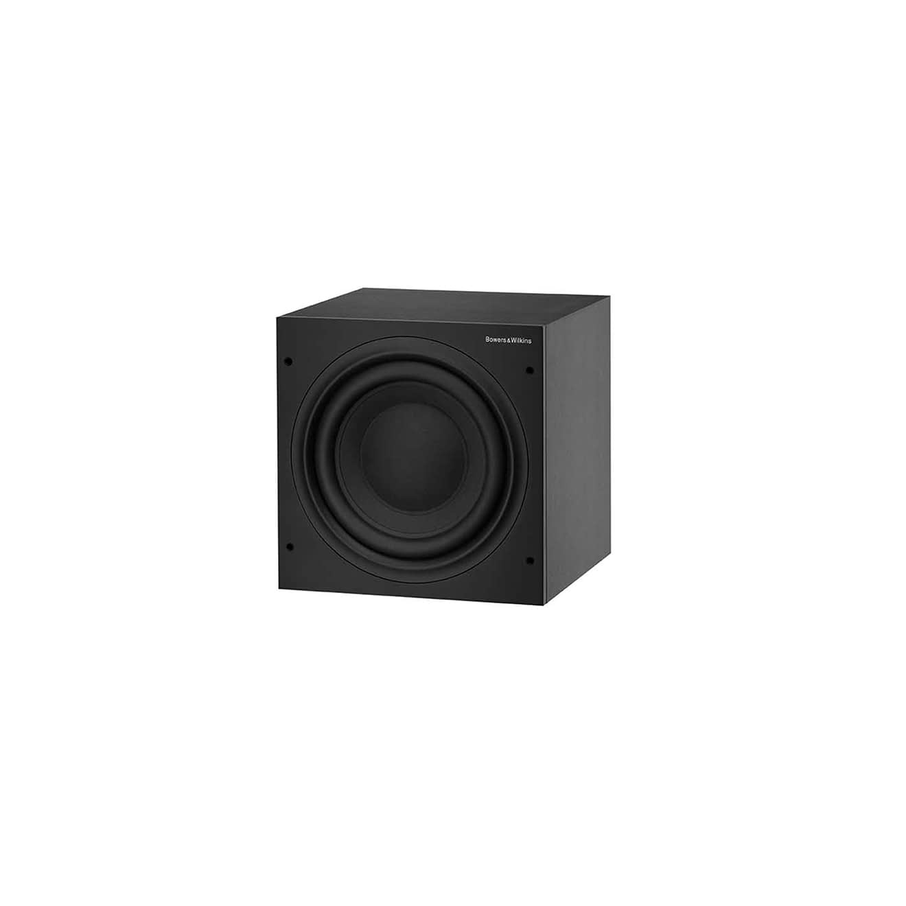 B&W ASW610-Black subwoofer