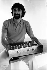 Dieter Burmester 1980